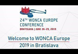 24th WONCA Europe Conference in Bratislava